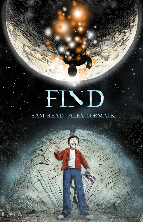 'Find' cover