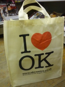 One visit, & you'll love OK Comics too.